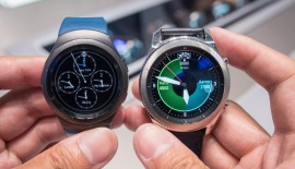 Spotify is available for the Samsung Gear S3/S2