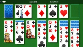 Microsoft has launched its Solitaire PC game on Android