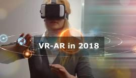 Will VR & AR go mainstream in 2018?