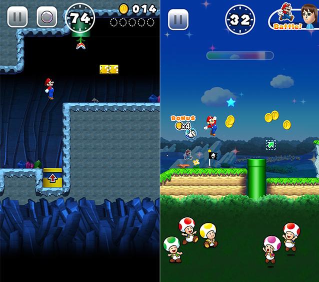 Super Mario Game for IOS