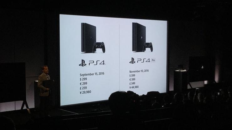 PS4 Launching