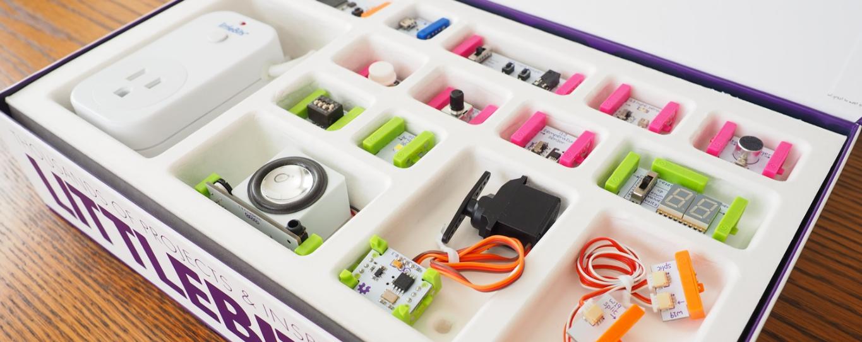 LittleBits adds Bluetooth LE module