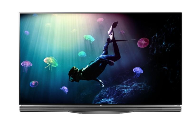 LG's OLED TV W