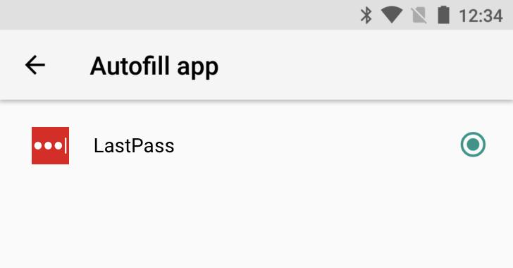 android o autofill