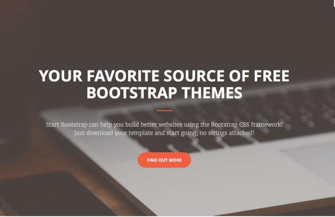 20 Best Bootstrap 4 Templates - standaloneinstaller.com